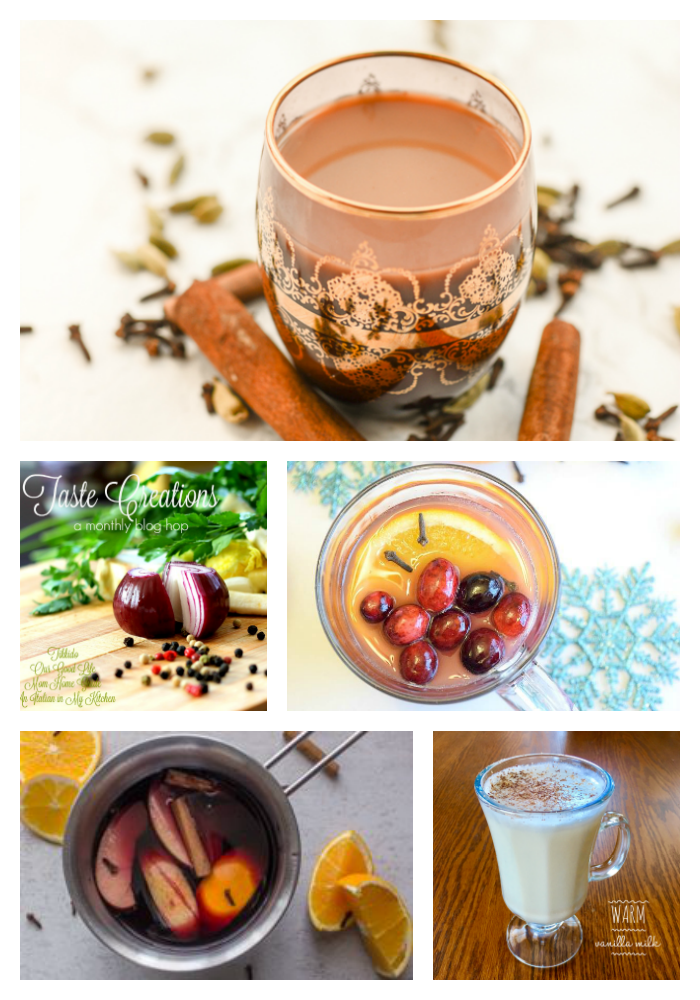 warm drink recipes for winter