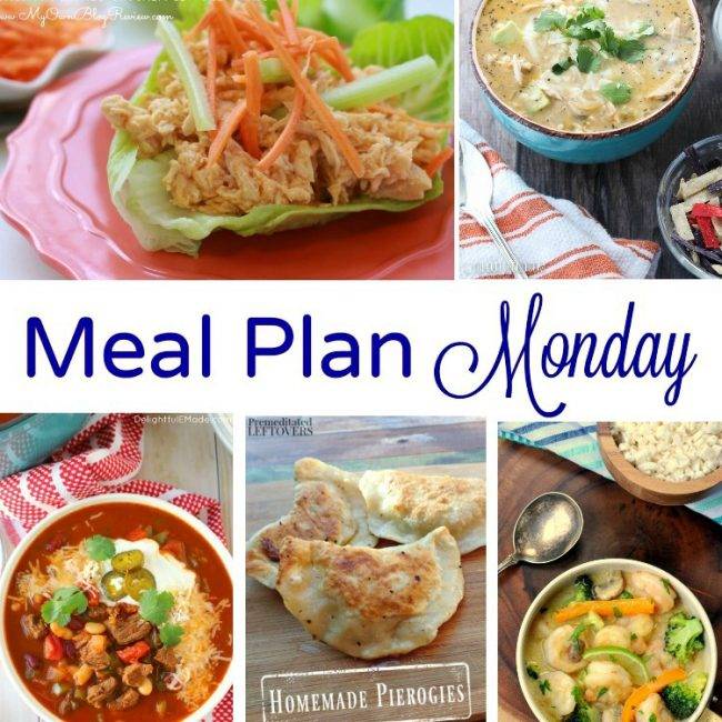 Meal Plan Monday -- a collection of great weeknight meals