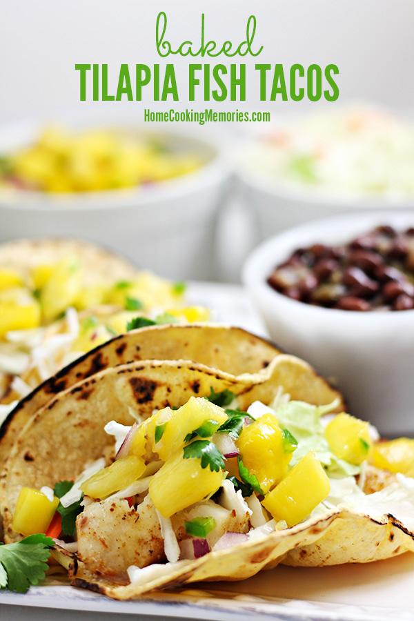 baked fish taco recipe