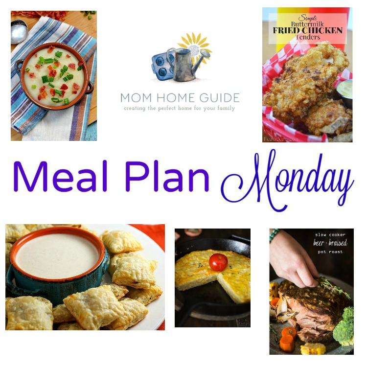 Meal Plan Monday -- 5 easy and delicious weeknight recipes