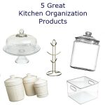 5 Great Kitchen Organization Products