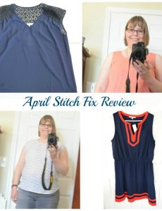 April 2017 Stitch Fix box review