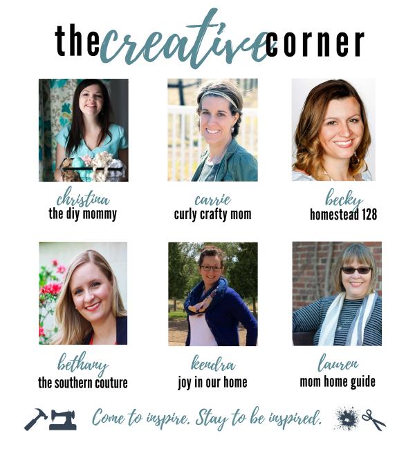 NEW Creative Corner graphic