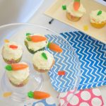 Buttercream Cupcake Recipe & Easter Party