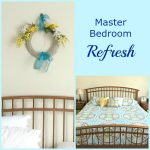 12 Months of Goals — Master Bedroom Refresh