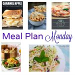 Meal Plan Monday — Caramel Apple Grilled Cheese & 30-Minute Pizza
