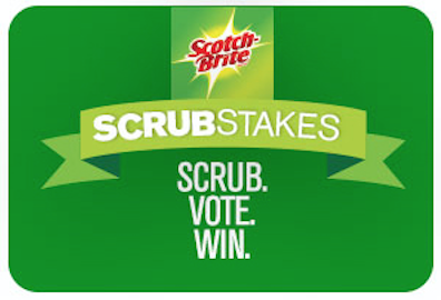 scotch-brite $20,000 sweepstakes