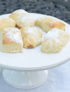 recipe for baked beignets