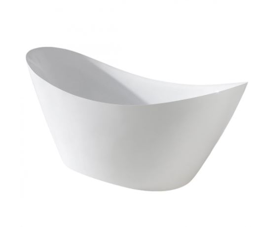 Bel Freestanding Tub with extra insulation to keep bath water warm