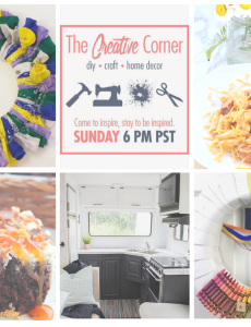 Creative Corner host features