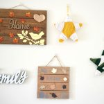 DIY Fall Gallery Wall