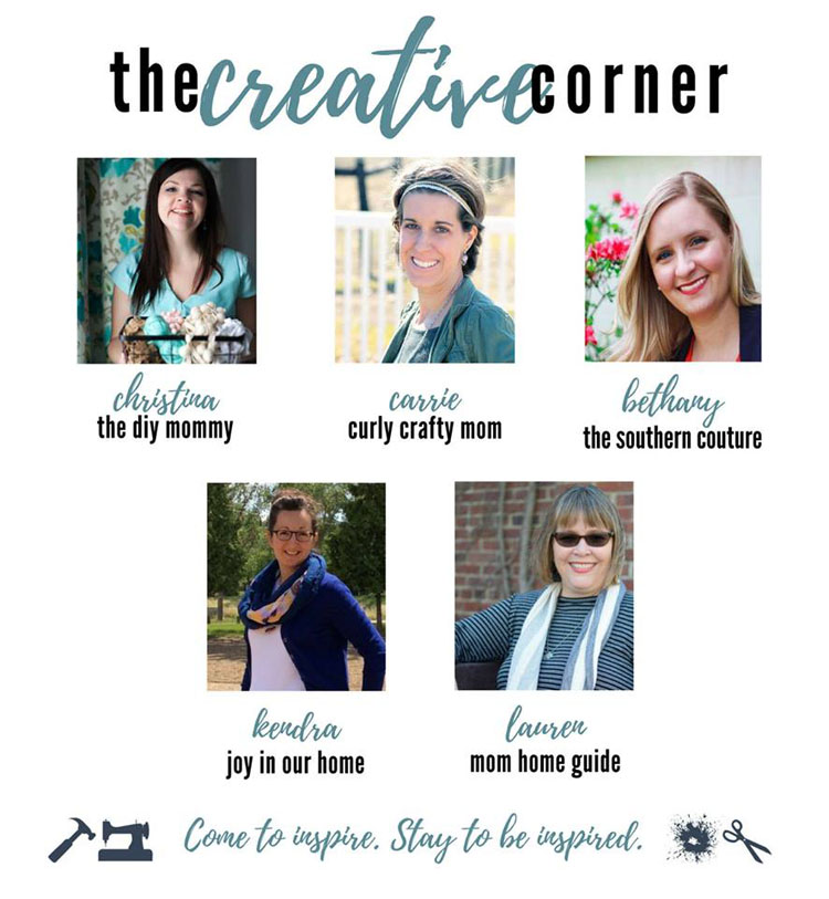 The Creative Corner Link Up Party