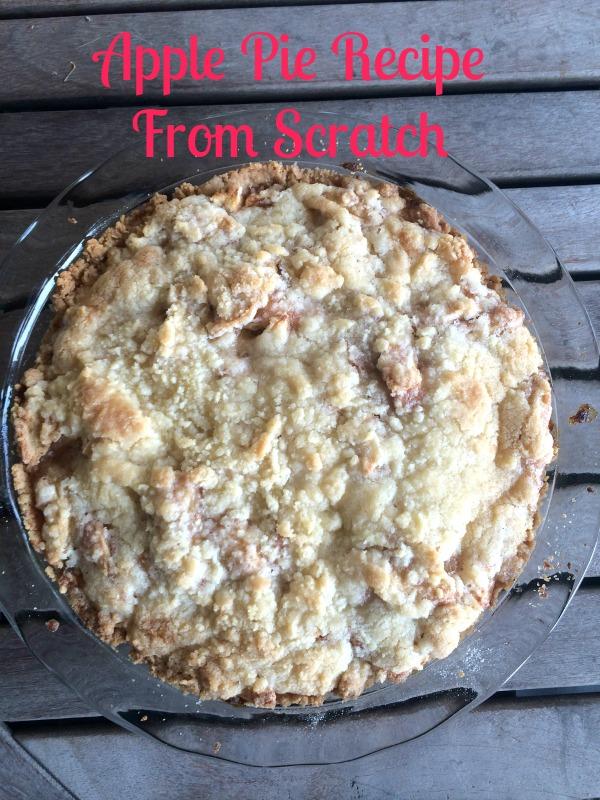 Apple Pie from Scratch recipe by NEPA Mom