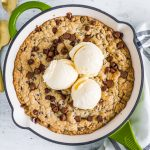 Chocolate Chip Cookie Skillet & Creative Corner Link Up Party