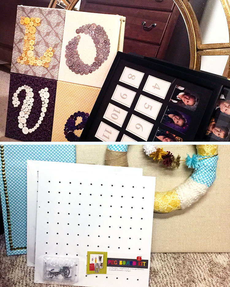 Curly Crafty Mom's October 2017 goal