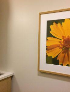 hospital dressing room