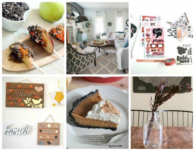 October Creative Corner host features