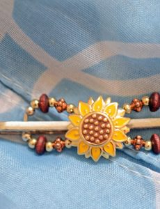 Sunflower Lilla Rose extra small Flexi-Clip