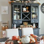 Thanksgiving Tablescape & Creative Corner Party