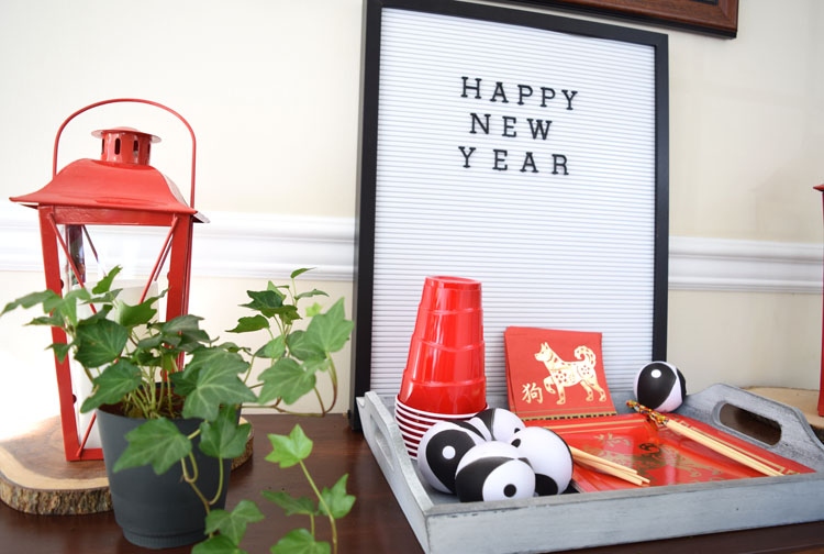 chinese new year party decorations