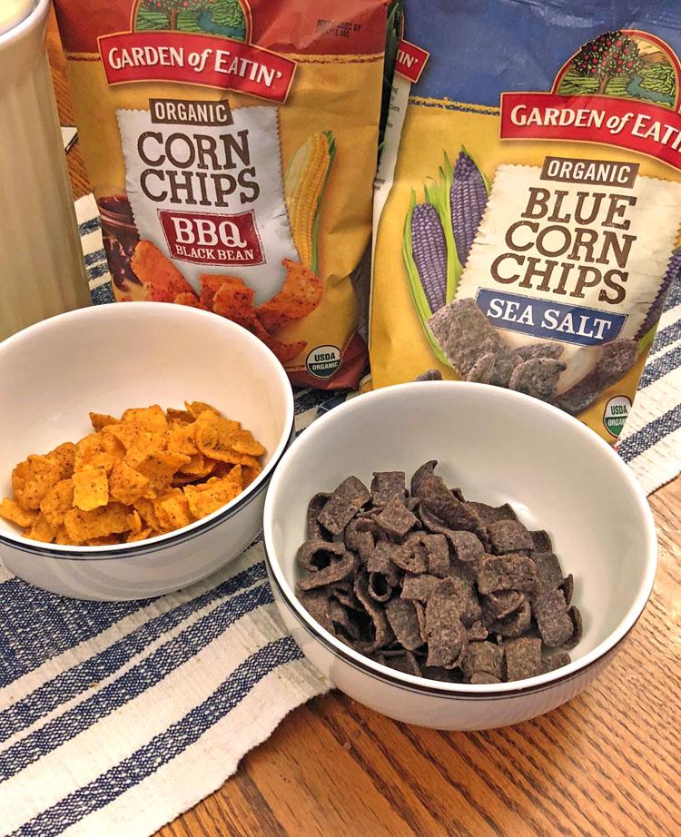 Garden of Eating' corn chips