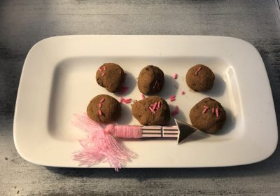easy and simple chocolate truffles recipe for valentine's day