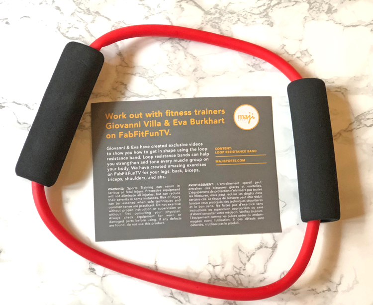 Maji Sports Loop Resistance Band