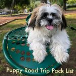 Puppy Road Trip Pack List — Plus 15% Off K9 Sport Sack