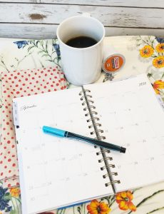 Staying on top of the school year for me and my kids includes effectively using my planner
