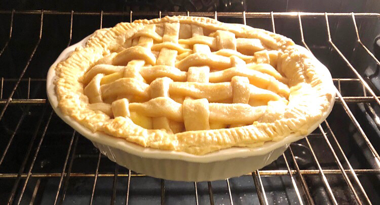 how to bake an apple pie