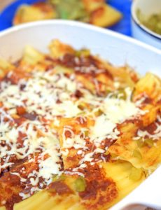zesty mexican manicotti recipe