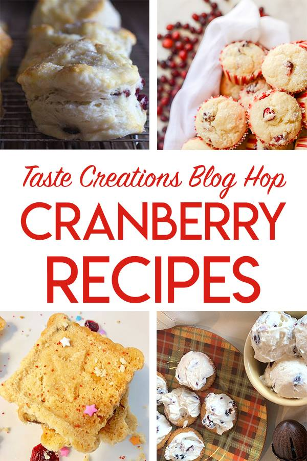 I love these delicious cranberry recipes for the holidays