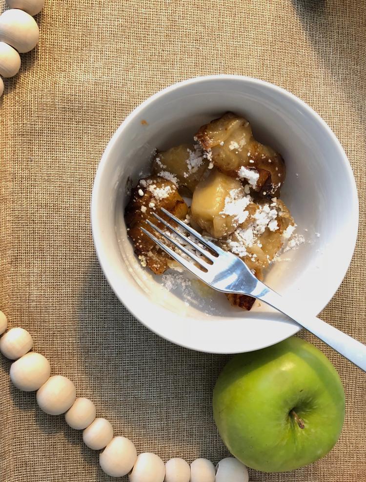 how to make simple apple pie dumplings