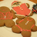 Gingerbread Men Cookies — Pinterest Challenge Blog Hop