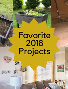 Favorite Mom Home Guide projects of 2018.