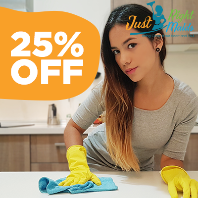 Just Right Maids 25% Off Coupon