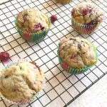 Homemade Raspberry Muffins