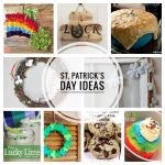 A Rainbow of St. Patrick's Day Ideas — MM #244