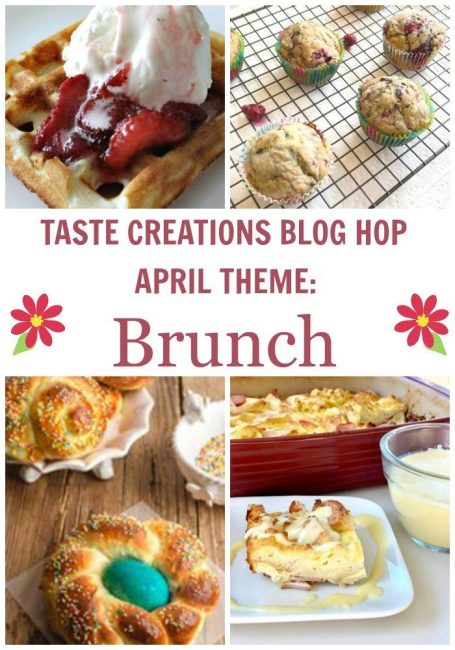 I love these easy and delicious brunch recipes for Easter!