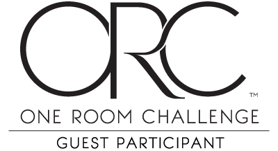 One Room Challenge -- designers and bloggers are challenged to make over a room in 6 weeks