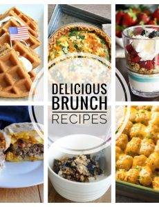 I love these delicious brunch recipes!