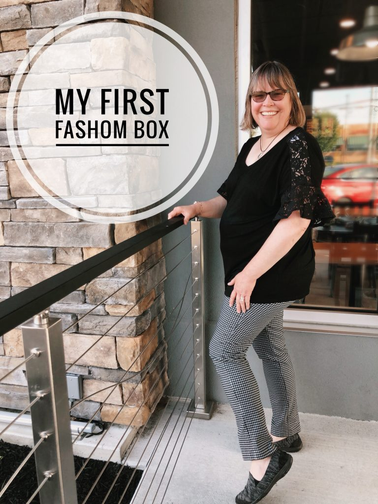 Fashom is a new fashion styling service that in some ways is similar to Stitch Fix. See what I thought about my first Fashom Box and the fashions I received. Plus, get $10 off your first Fashom box.