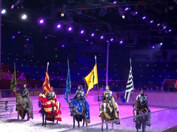 Medieval Times is an exciting, action-filled dinner show the whole family can enjoy.