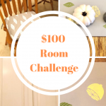 Final Kitchen Reveal ($100 Room Challenge)