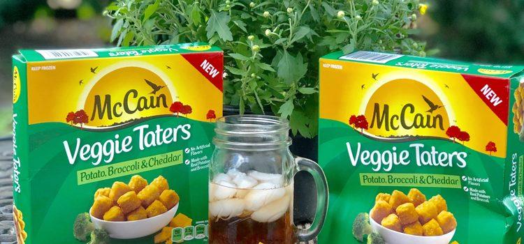 Loaded Veggie Taters