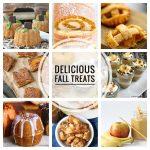 Delicious Fall Treats —  MM #257