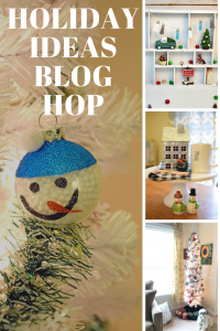 Stop by this blog hop for hundreds of ideas on how to celebrate the holidays this season with recipes, gift ideas, crafts and decor inspiration!