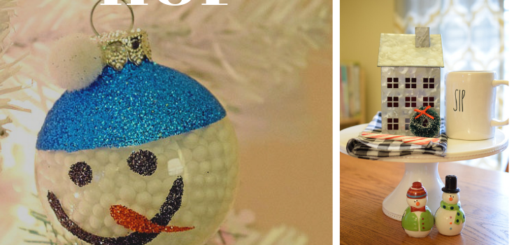 Holiday Ideas Blog Hop – 4 Weeks of Gift, Recipe & Decor Ideas. Plus Giveaway!