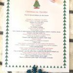 Holiday Joy Checklist – (Free Printable)