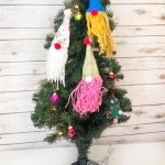 DIY Gnome Ornaments &  Christmas Tree